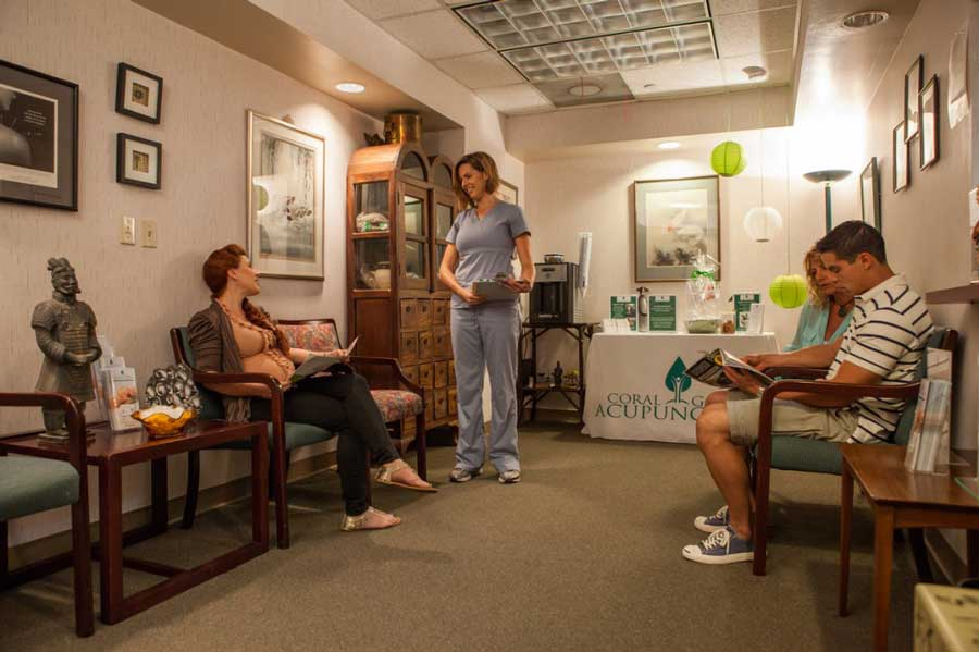 Tour Our Office Miami Acupuncture